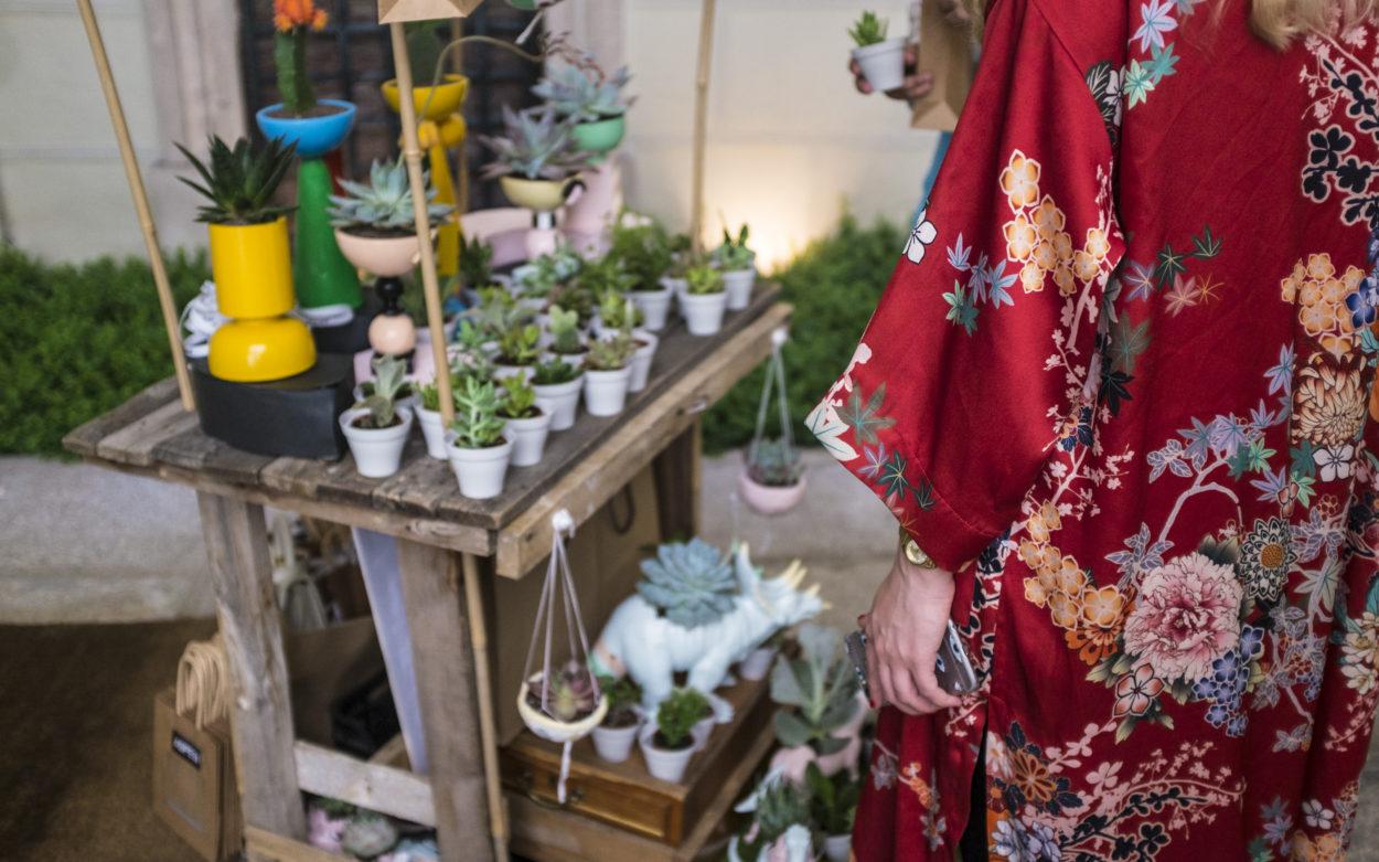 aspesi jardin de las flores moda evento madrid vogue