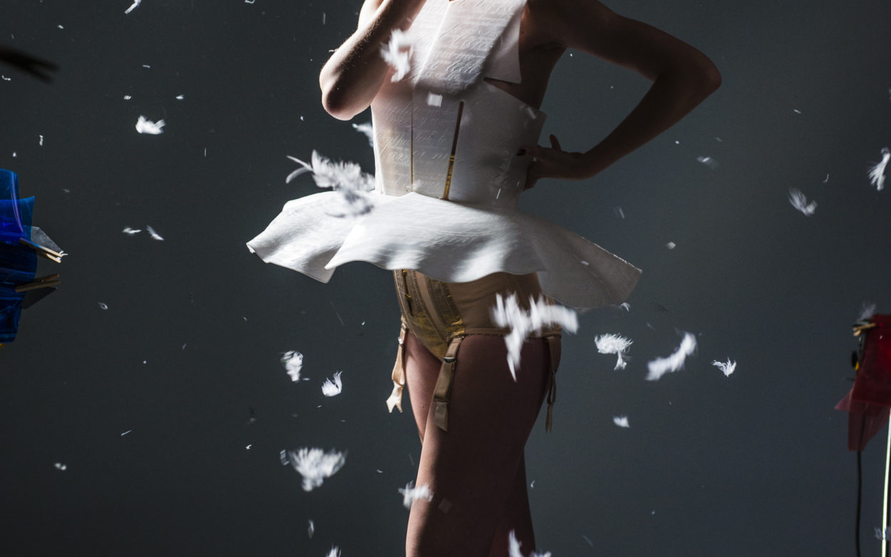 Bailarina fotografia moda grazia evento agencia madrid