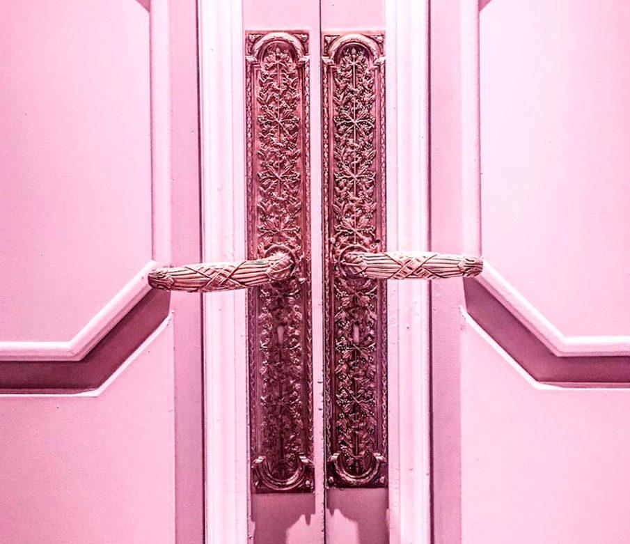Magnolia pink door evento madrid agencia