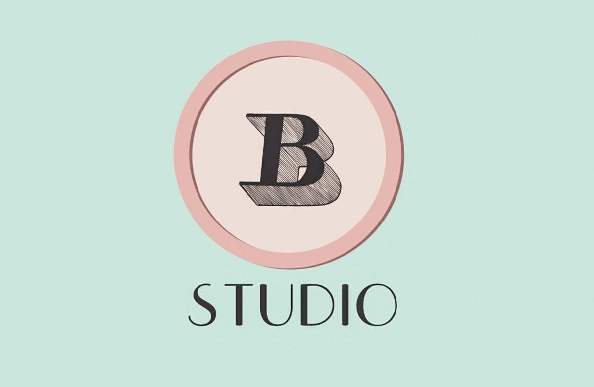 Magnolia logo pink agencia diseño madrid branding