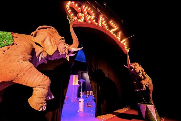 ninots elefantes fiesta moda revista madrid